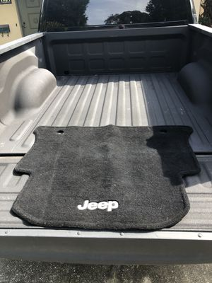 Jeep cargo mat for Sale in Gulfport, FL