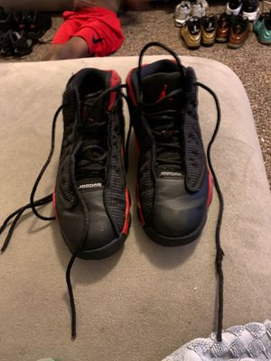 Jordan basketball sneaker size 2 youth pre-owned for Sale in FL, US