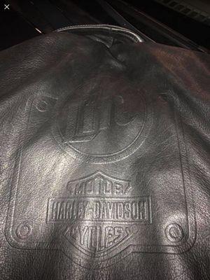 Miller Lite, Harley jacket for Sale in Chicago, IL