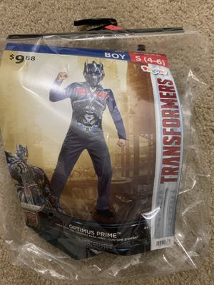 Halloween Costume- Transformers 5$ for Sale in Columbus, OH