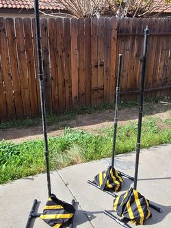 """Film Lighting Stands With 1/4"""" Thread for Sale in Lake Elsinore,  CA"""