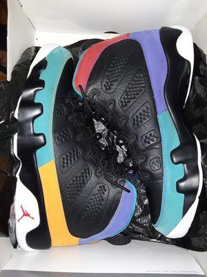 "Size 12 vnds Jordan retro 9 ""do the right things "" OG all for Sale in Everett, WA"