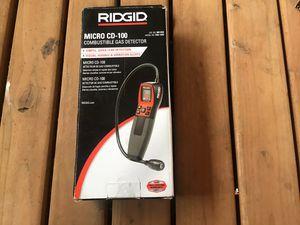 Rigid micro cd-100 for Sale in Poulsbo, WA