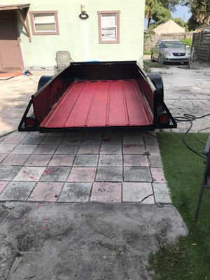Trailer en buenas condiciones no titulo 5x10 for Sale in West Palm Beach, FL