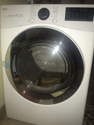LGSmartQ washer/dryer for Sale in Los Angeles, CA
