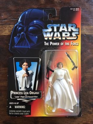 Rare Star Wars Princess Leia NIB for Sale in Ruston, WA