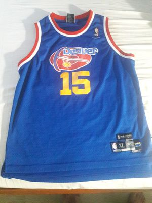 Denver Nuggets Carmelo Anthony Reebok Classics Throwback Vintage Jersey for Sale in Fairfax, VA