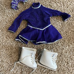 American Girl Figure Skating Outfit for Sale in West Columbia, SC