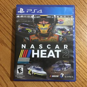 NASCAR Heat 2 (Ps4) for Sale in Hollywood, FL