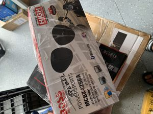 Boss rebel Powersports weather rated speakers for Sale in Sanford, FL