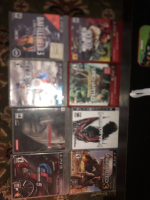 Ps3 games for Sale in Springfield, VA