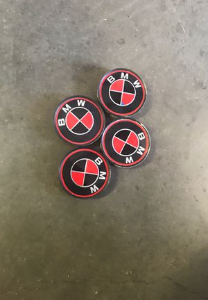 BMW RIM CAPS‼️$7 EACH for Sale in Sacramento, CA