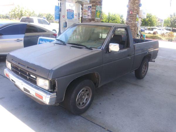1991 Nissan Hardbody must sell today