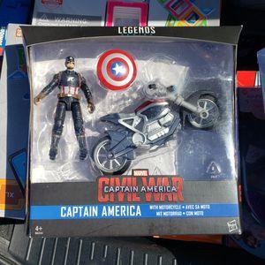 Marvel captain America for Sale in Stockton, CA