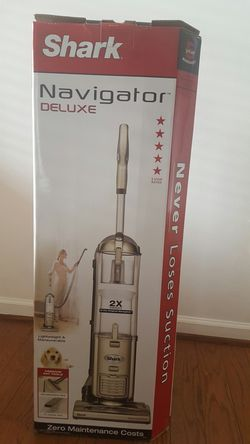 Shark Navigator Deluxe NV42 Upright Vacuum Cleaner for Sale in South Riding,  VA