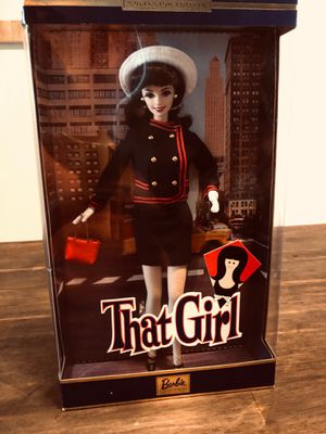 Marlo Thomas That Girl Barbie for Sale in Upland, CA