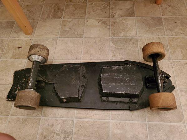 Ownboard electric skateboard