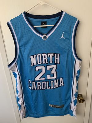 Michael Jordan #23 blue North Carolina jersey for Sale in Los Angeles, CA
