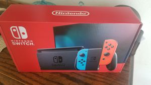 Brand new nintendo switch 375 for Sale in Ceres, CA
