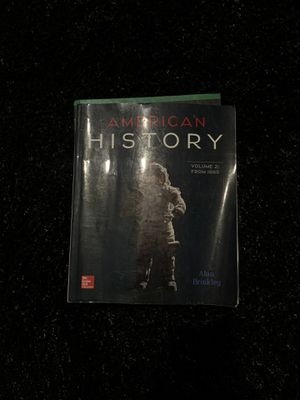 History book for Sale in Reedley, CA