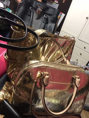 Coach & Michael Kors Hand bags for Sale in Denver, CO