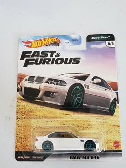 Hot Wheels Fast And Furious White M3 for Sale in Garden Grove,  CA