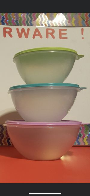 Tupperware brand new never used for Sale in Peoria, IL