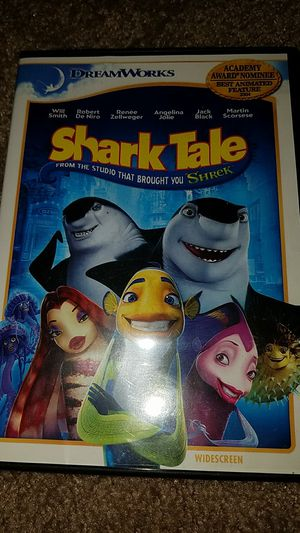 Shark Tale movie for Sale in Evansville, IN