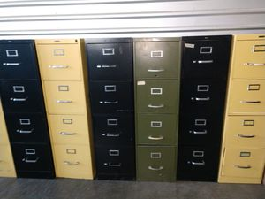 File Cabinets, Over 15 File Cabinets, Letter Size , Quality USA for Sale in Plano, TX
