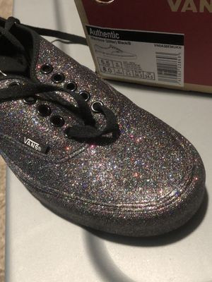 New vans low authentic sparkle for Sale in Hahira, GA