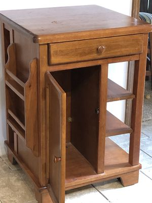 Cherry wood kitchen accent table for Sale in Avon, IN