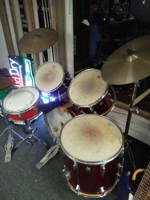 1970's drum set for Sale in Meriden, CT