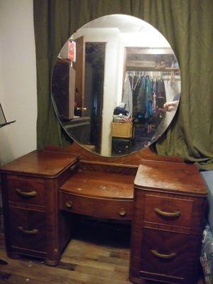 Antique vanity for Sale in Burlington, WA
