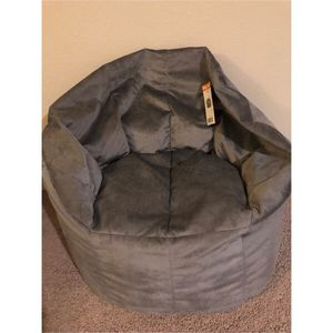 Grey Bean Bag Chair for Sale in Chico, CA
