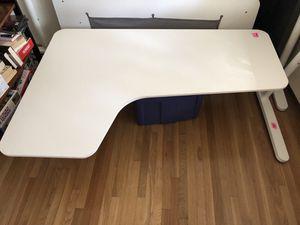 Corner Desk (4) and accessories for Sale in San Diego, CA