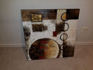 Canvas painting for Sale in Clarksburg, MD