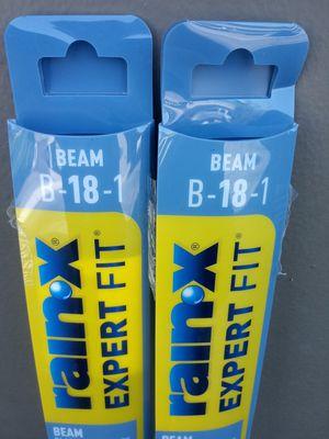 Windshield wipers B-18-1 $22 set for Sale in Chula Vista, CA