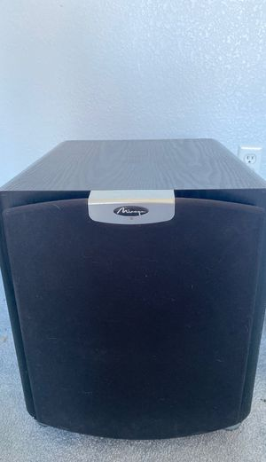 Amplifier & Subwoofer for Sale in Bruceville, TX