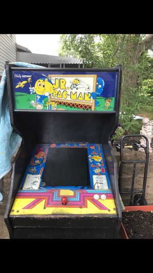 Jr Pac-Man and Ms. Pac-Man 2 in 1 arcade game for Sale in Upper Marlboro, MD