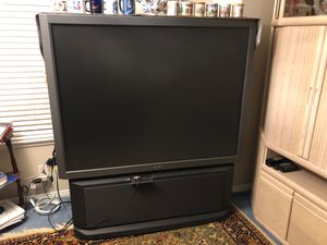 "Sony 60"" projection TV for Sale in Rowland Heights, CA"