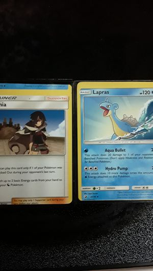 Pokemon Missprint cards for Sale in Spring Hill, FL