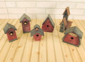 Bird houses. Made for indoors. for Sale in Blue Ash, OH