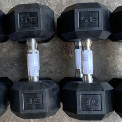 35 LB Dumbbells Sets for Sale in San Diego,  CA