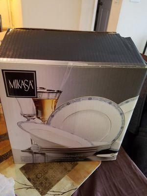 Mikasa dinner set for Sale in Herndon, VA