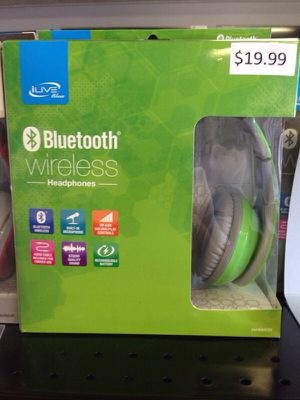 iLive Bluetooth Wireless Headphones for Sale in Englewood, CO