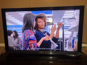 Sony plasma tv 55 inch for Sale in Houston, TX