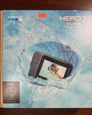 GoPro Hero 7 Silver Bundle for Sale in Miami, FL