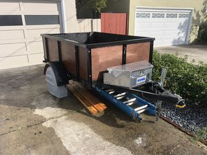 Custom 5 x 7 trailer for Sale in Millbrae, CA