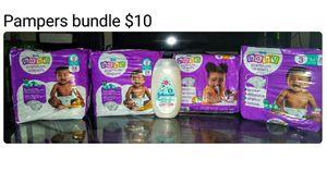 Pampers bundle for Sale in Opa-locka, FL