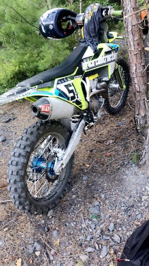 2016 husqvarna fc350 for Sale in Tamaqua, PA